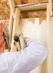 Sioux Falls Spray Foam Insulation Services and Benefits